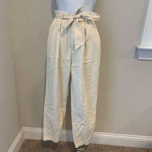 Free people paper bag pants